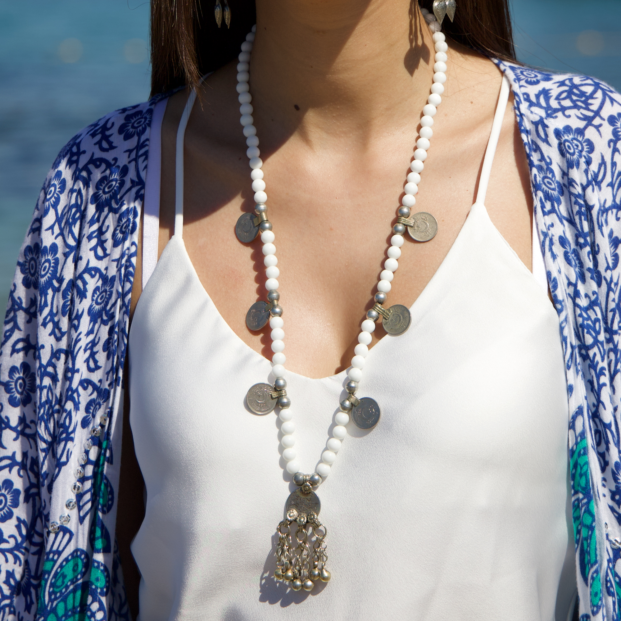 Collier Nomad Mood #06