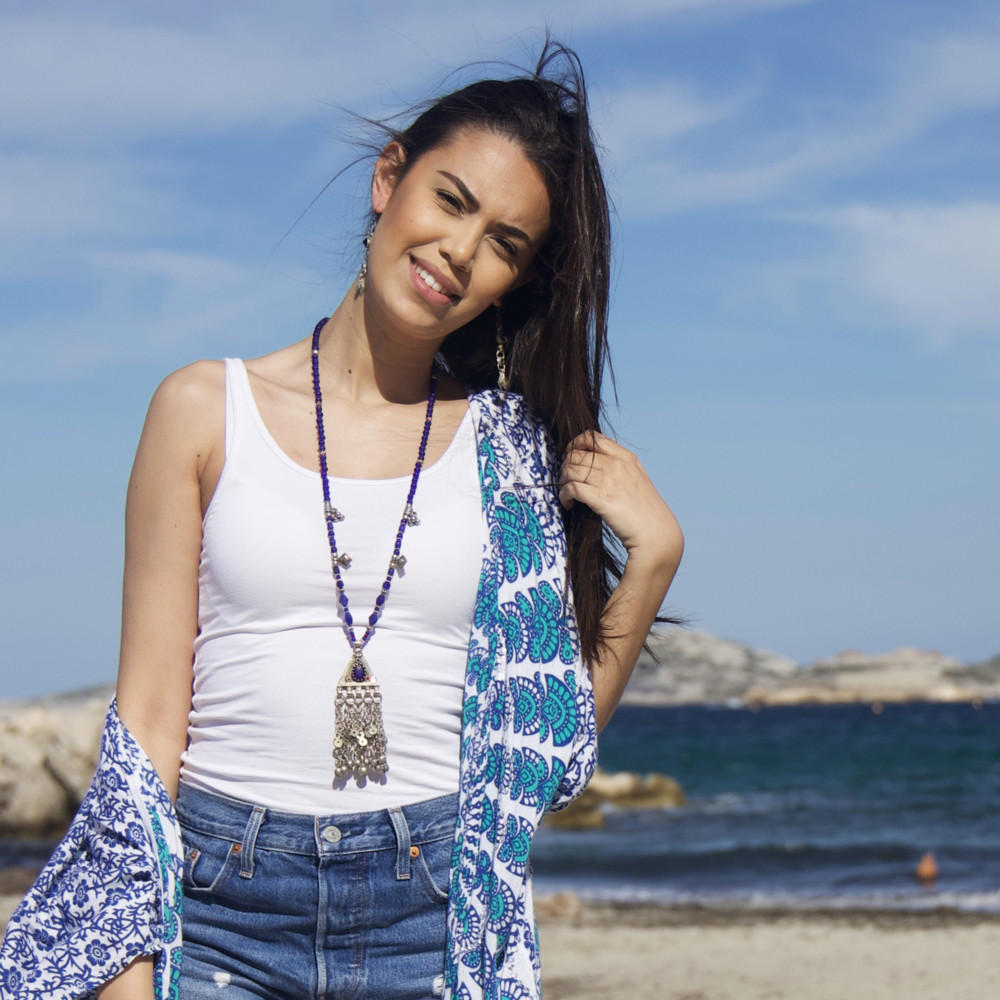 Collier Nomad Mood #1
