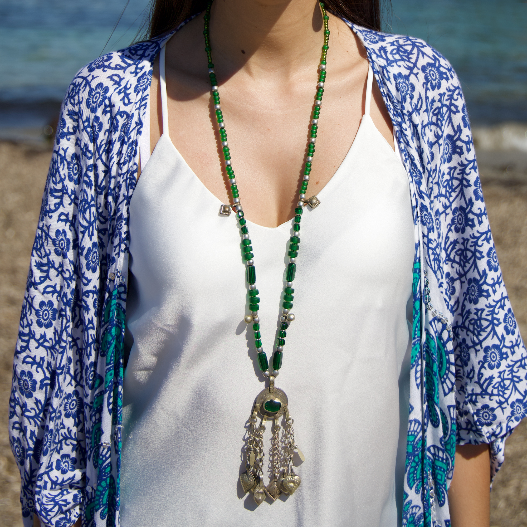 Collier Nomad Mood #2
