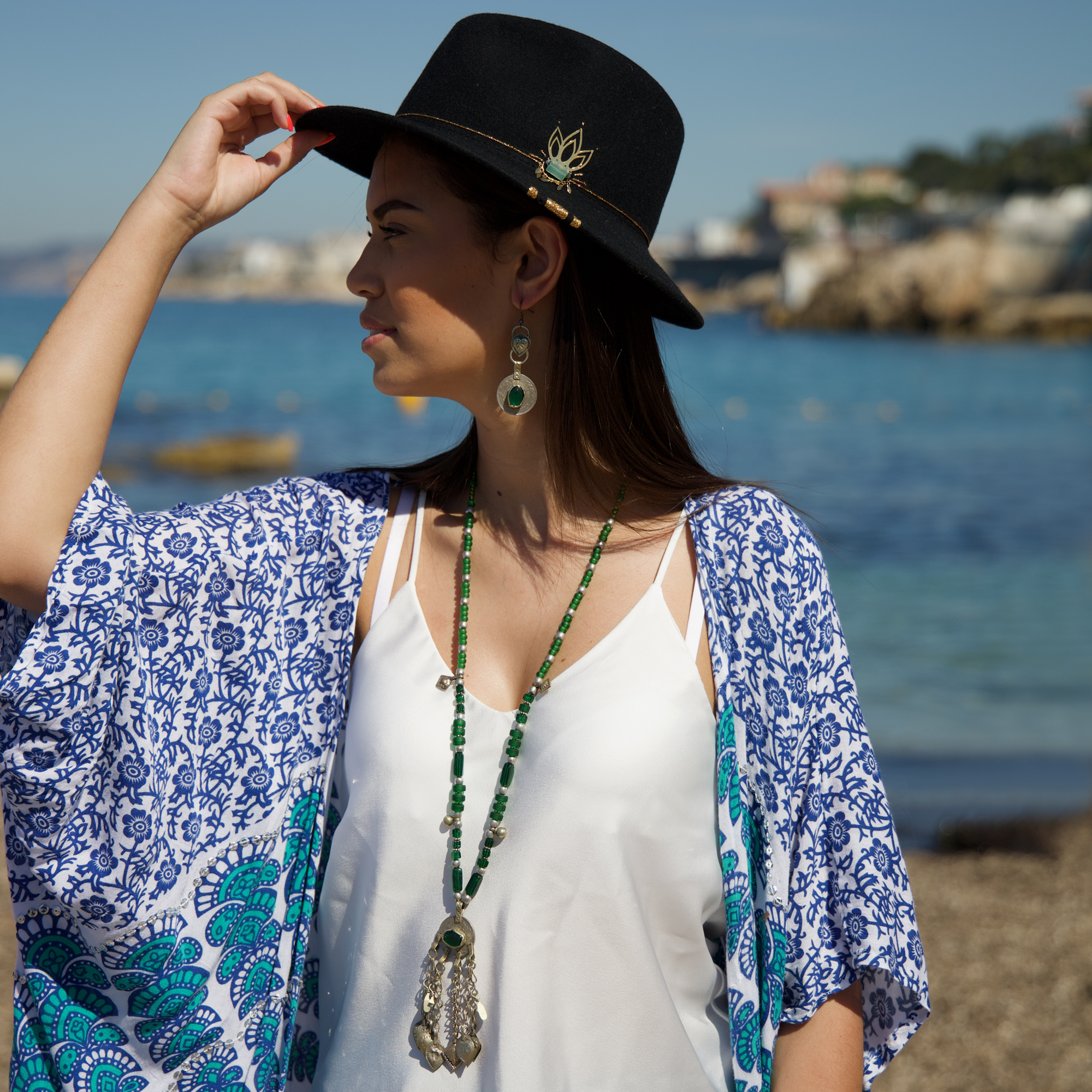 Collier Nomad Mood #02